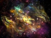 Energy of Cosmos Stock Photo