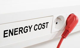 Energy cost Stock Images