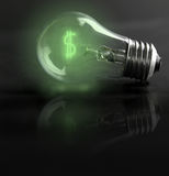 Energy costs Stock Images