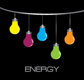 Energy design Royalty Free Stock Image