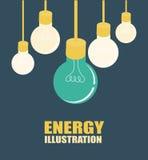 Energy design Royalty Free Stock Photography
