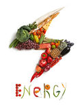 Energy diet Stock Images