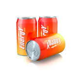 Energy Drink Stock Photography
