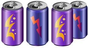 Energy drinks. Stock Image