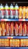 Energy drinks Stock Photos