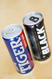 Energy drinks Stock Photo