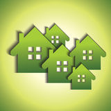 Energy eco concept Stock Image