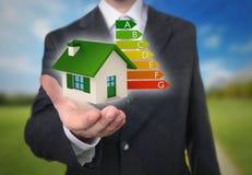 Energy efficency Royalty Free Stock Photo