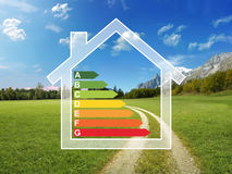 Energy efficency Stock Images