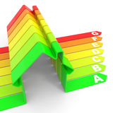 Energy efficiency concept. Royalty Free Stock Photography