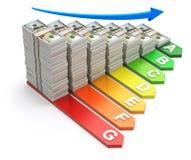 Energy efficiency concept vector illustration