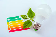 Energy efficiency concept Royalty Free Stock Photo