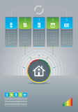 Energy efficiency Royalty Free Stock Photo