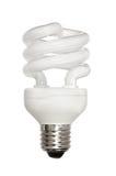 Energy-efficient gloeilamp royalty-vrije stock foto's