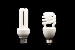 Energy efficient light bulbs - Series 3 Royalty Free Stock Photography