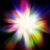 Energy explode illustration Stock Images