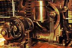 Energy generators Stock Photos