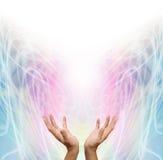 Energy Healer Royalty Free Stock Photo