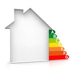 Energy and house Stock Photos