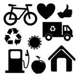 Energy icons. Over white background vector illustration vector illustration