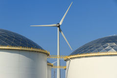 Energy indusry Stock Images