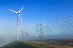Energy industry Stock Image