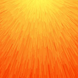 Energy Light Abstract Background In Orange Colors. Vector Illustration vector illustration
