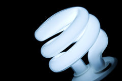 Energy light saving bulb Royalty Free Stock Photography