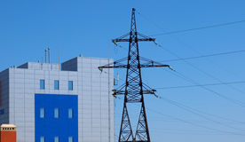 Energy management company Royalty Free Stock Image