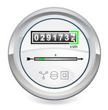Energy meter Stock Photos