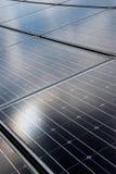 Energy panels Royalty Free Stock Photography