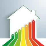 Energy Pass House Stock Photos