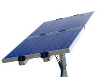 Energy photovoltaic Stock Image