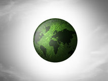 Energy planet concept Stock Photo