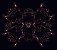 Energy power bright burst star in space. Vector illustration. Energy power bright burst star in space. Explosion pattern geometrical flower abstract light Vector Illustration