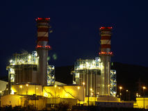 Energy power plant Stock Photography
