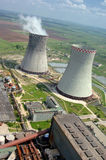 Energy producing station Stock Photo