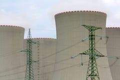 Energy production Stock Photos