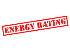 ENERGY RATING Royalty Free Stock Photos