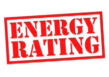 ENERGY RATINIG Royalty Free Stock Photography