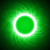 Energy ring.(big ring version) Stock Photo