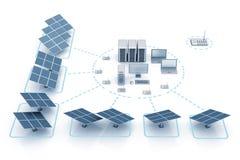 Energy save Stock Image