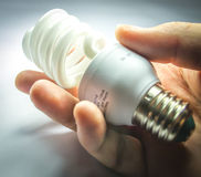 Energy Save Bulb Stock Images