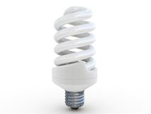 Energy save lamp Royalty Free Stock Image
