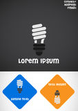 Energy saver bulb Royalty Free Stock Photo