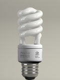 Energy Saver Bulb 3d Stock Photo