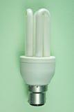 Energy Saver on Green Royalty Free Stock Image