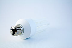 Energy saver lamp 2 Stock Image