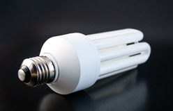 Energy saver lamp 5 Stock Image
