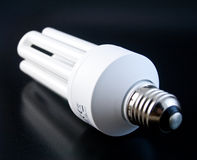 Energy saver lamp 6 Stock Images